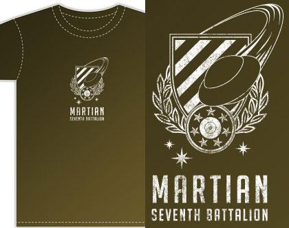 Martian Seventh Battalion
