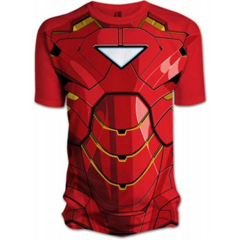 ironman 2 t-shirt