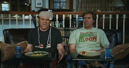 stepbrothers shoe t-shirt
